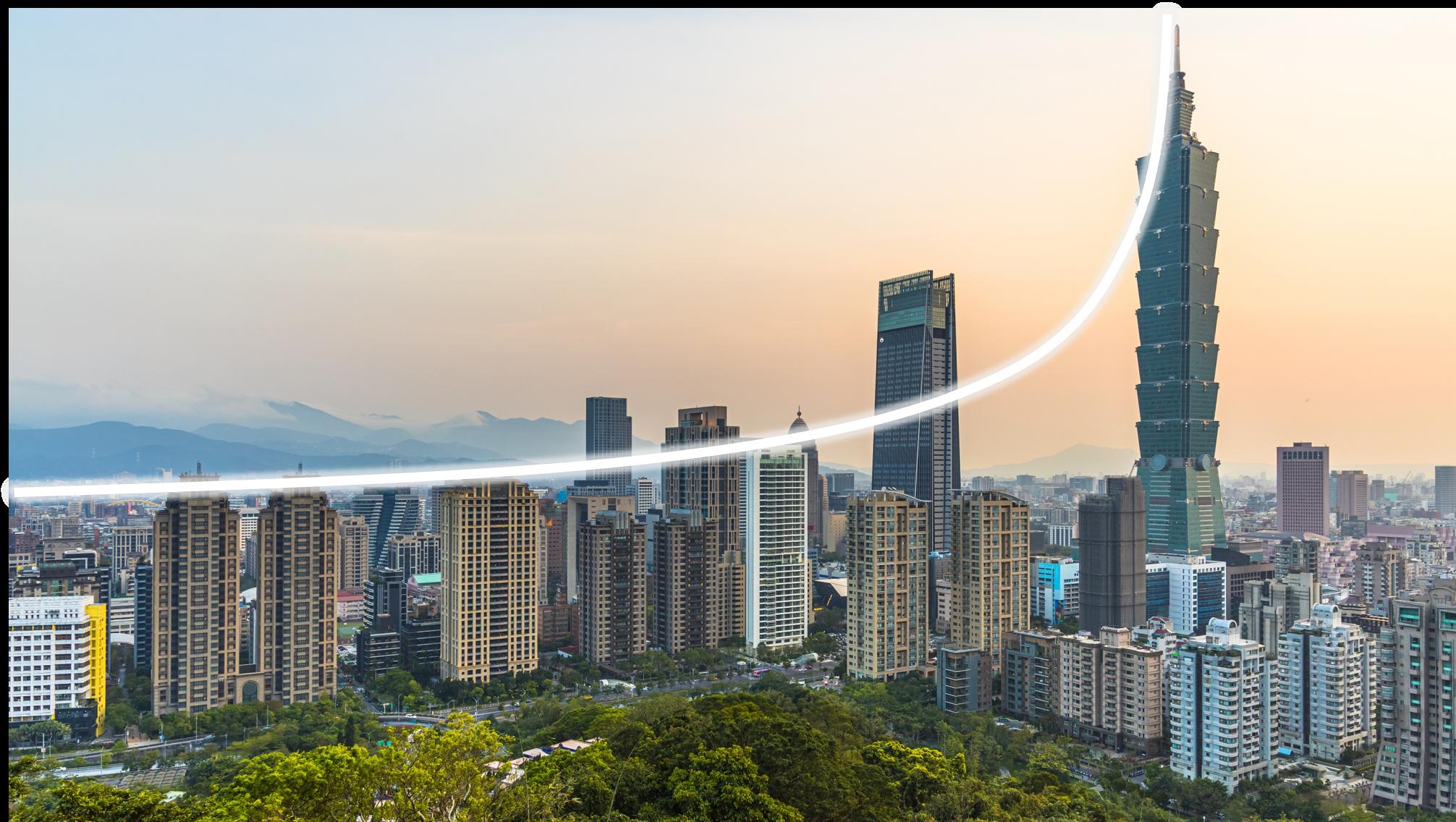 Taipei exponential